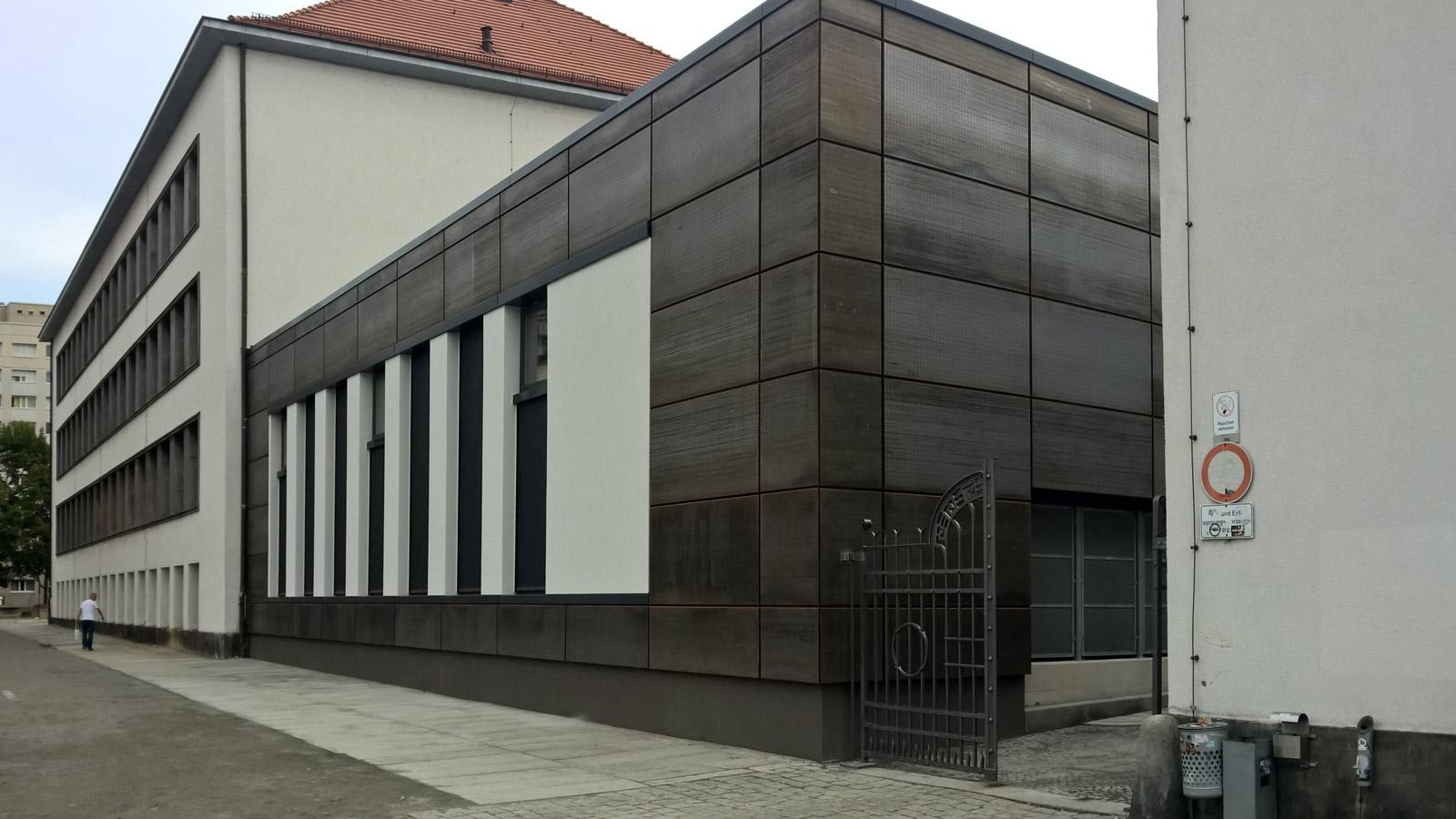 Erweiterungsbau BSZ Technik, Dresden