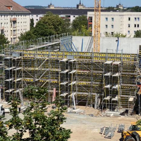 BSZ Bau und Technik Ersatzneubau Sporthalle