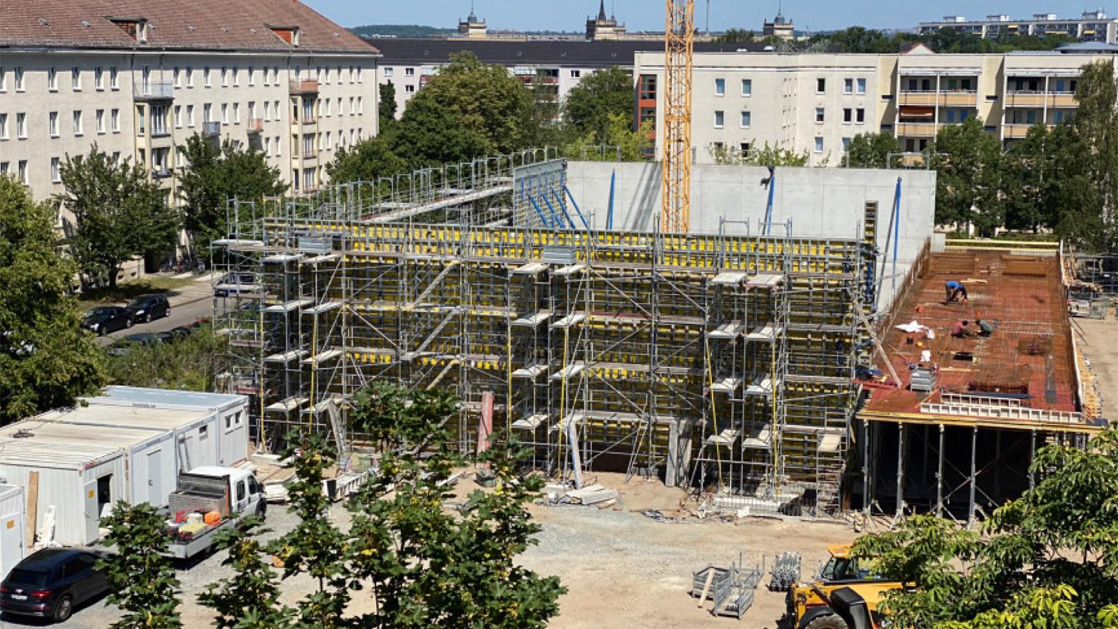 BSZ Bau und Technik, Dresden